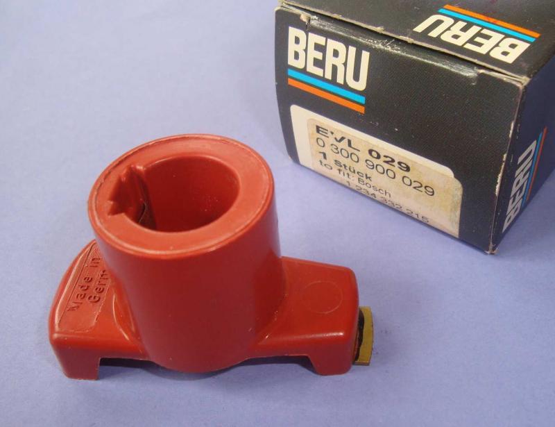 Zündverteilerläufer EVL029 Beru Finger